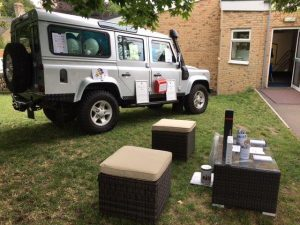 An images of a Land Rover