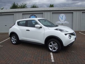 Nissan juke for hire