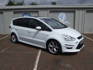 Ford S Max MPV for hire