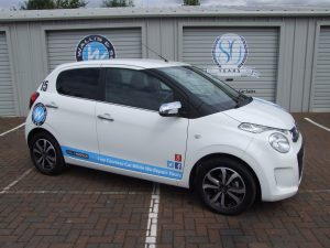 Citroen C1 for hire