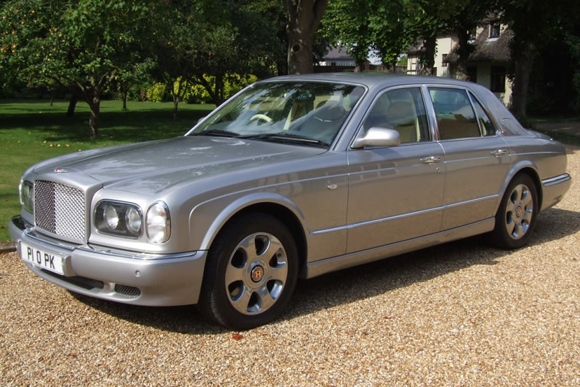Image of a Bentley Arnage