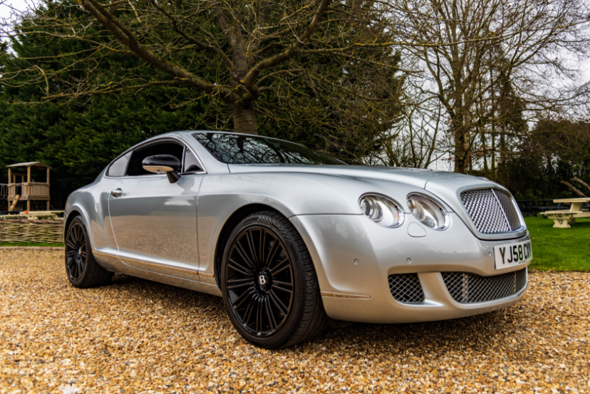 An image of a Bentley GT Speed