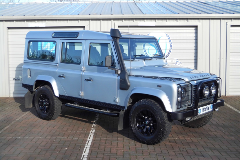 An image of a Defender Defender