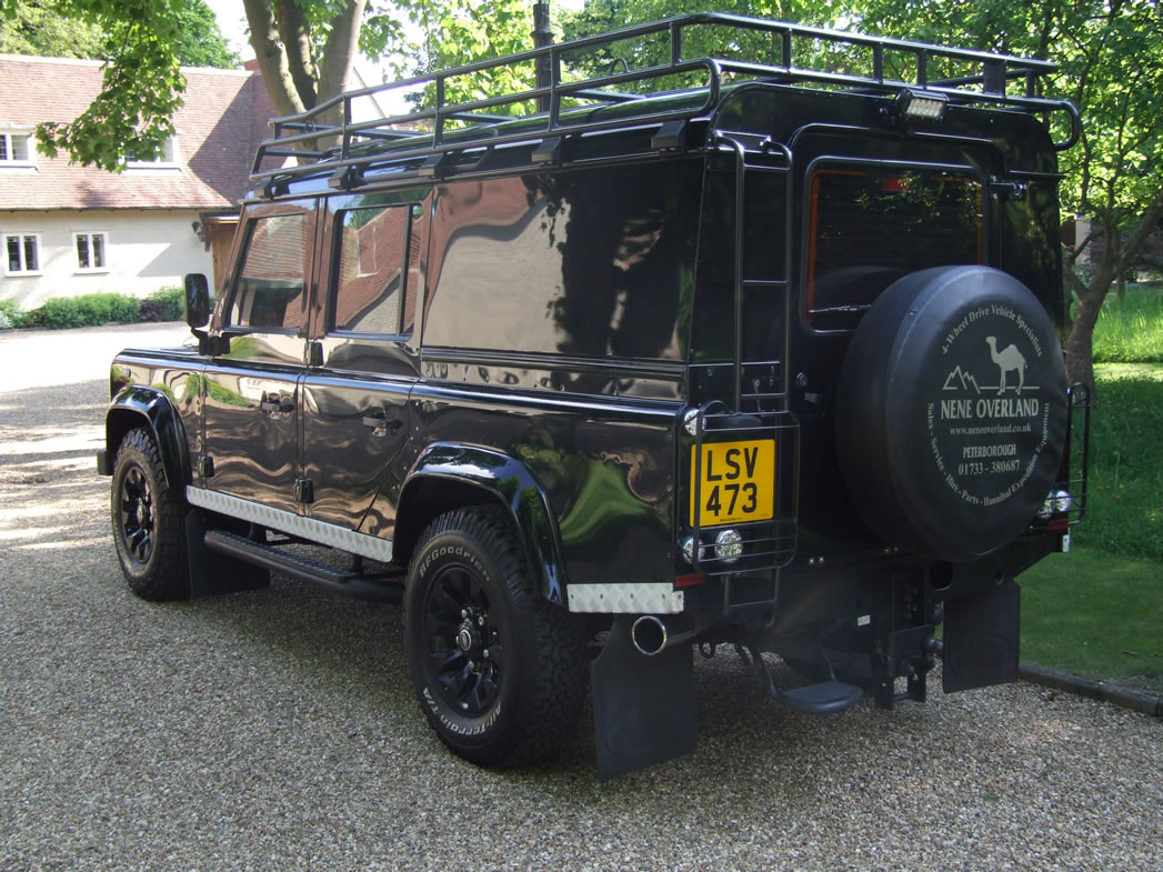 Land Rover Defender Wedding Cars Gallery Cambridge