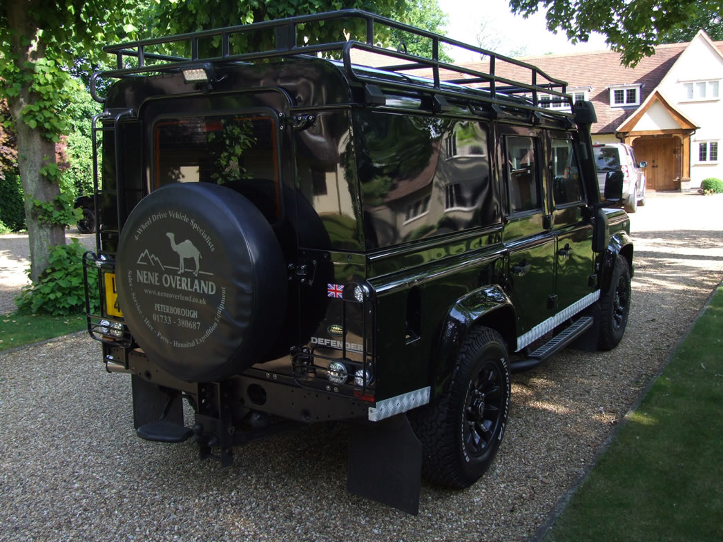 Land Rover Defender Wedding Car Gallery Cambridge