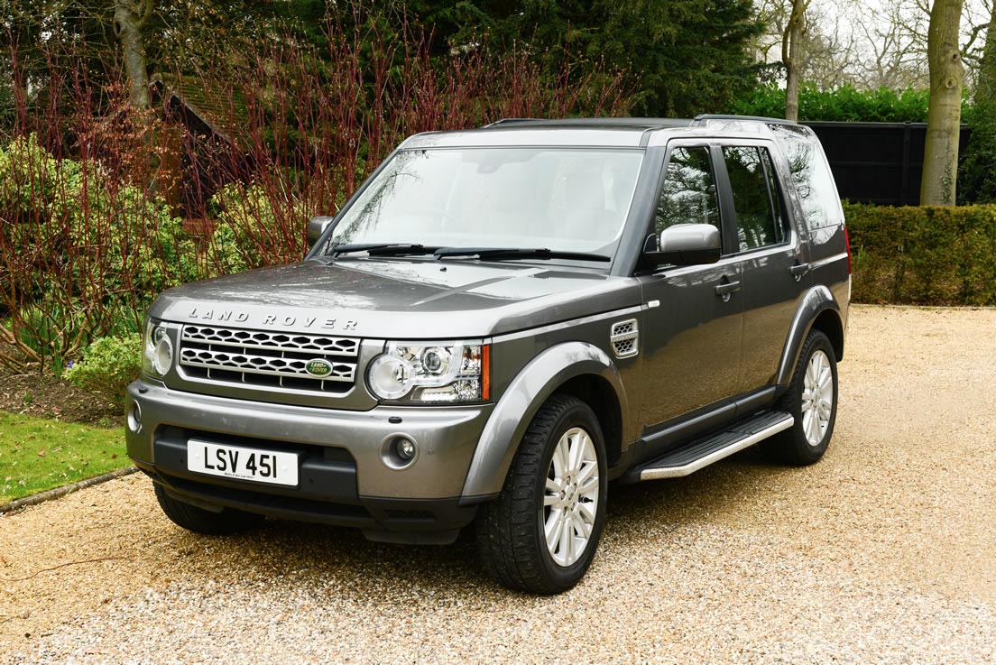 Land Rover Discovery Wedding Cars Gallery Cambridge