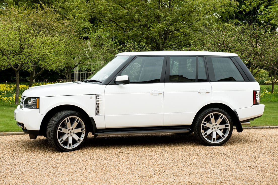 Range Rover Supercharger