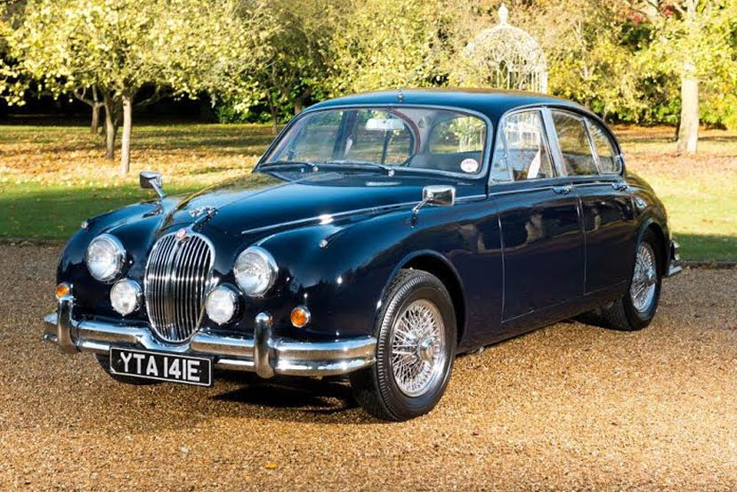 Image of a Jaguar MK2 3.8 Saloon
