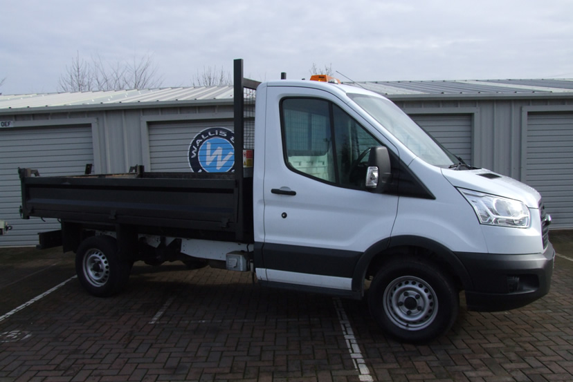 An image of a Ford Transit